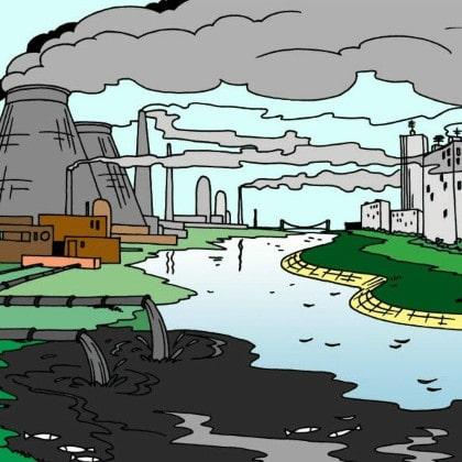 экологическая оценка воздействия окружающую среду