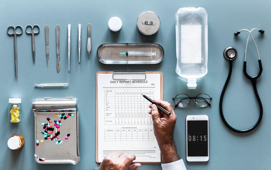 Ввоз зарегистрированных медицинских изделий