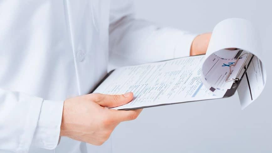 документы подтверждающие результаты технических испытаний медицинского изделия
