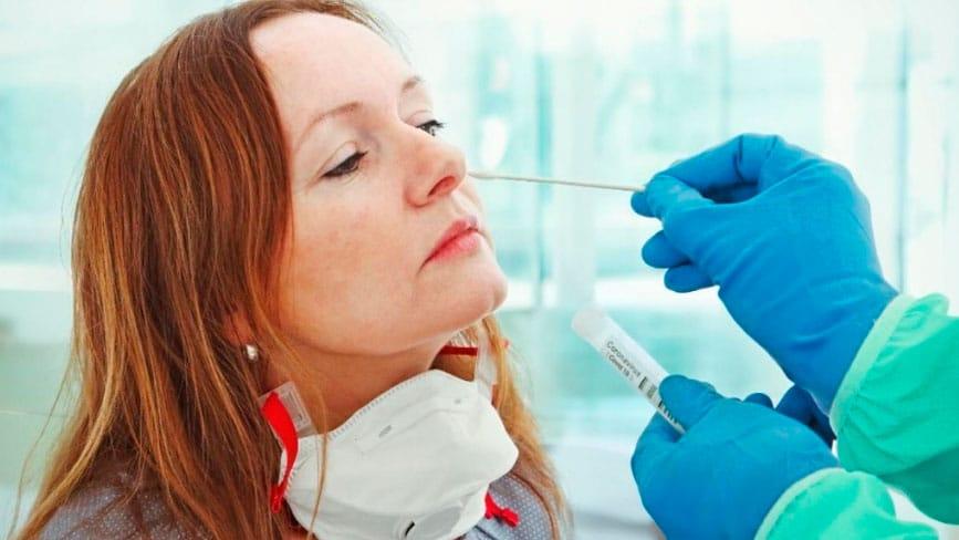 экспресс тест пцр на коронавирус
