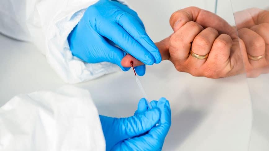 где сделать экспресс тест на коронавирус